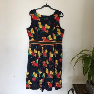 Women 50s Dresses Plus Size on Poshmark